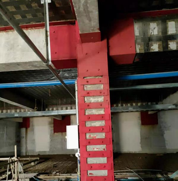 柱子灌注加固