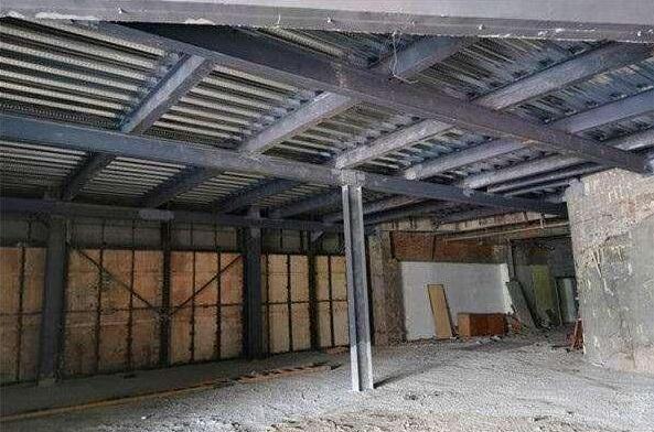 钢结构厂房安全检测
