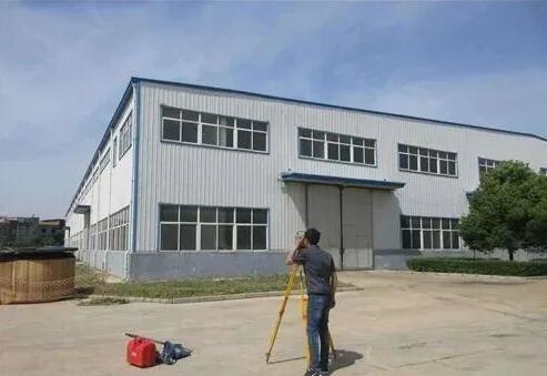 钢结构厂房结构检测