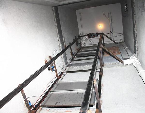 酒店电梯改造