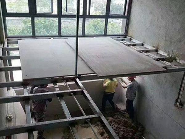 钢结构夹层设计
