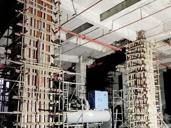商业楼建筑加固设计改造案例