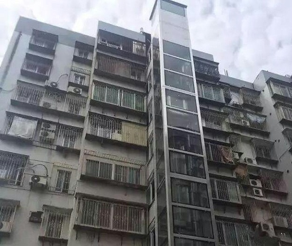 房屋加装电梯检测