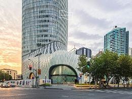 上海某商业中心原楼梯拆除和补钢结构洞口设计
