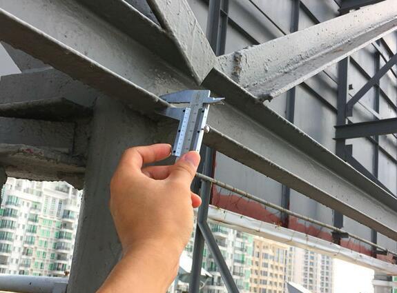 钢结构检测鉴定