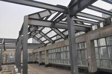 钢结构厂房检测