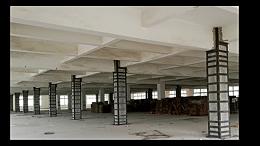 厂房改造加固设计及检测细节