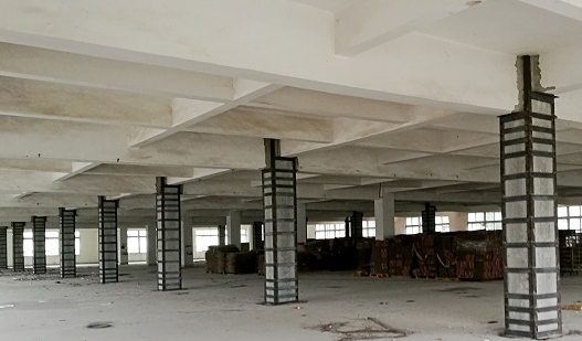 厂房加固设计