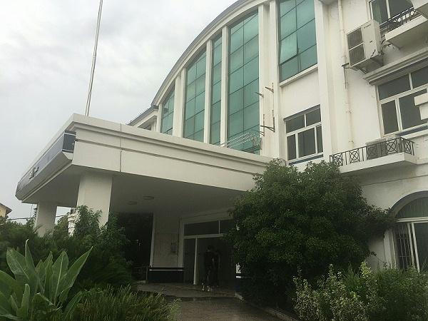 上海公安局办公楼